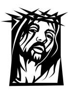 Malvorlage Jesus   Kostenlose Ausmalbilder Zum Ausdrucken.