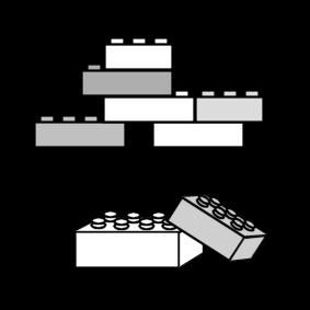 Malvorlage Lego - Kostenlose Ausmalbilder Zum Ausdrucken
