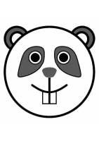 Malvorlage Panda   Kostenlose Ausmalbilder Zum Ausdrucken.