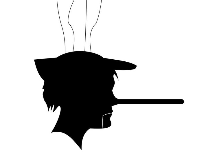 Malvorlage Pinoccio - Kostenlose Ausmalbilder Zum Ausdrucken