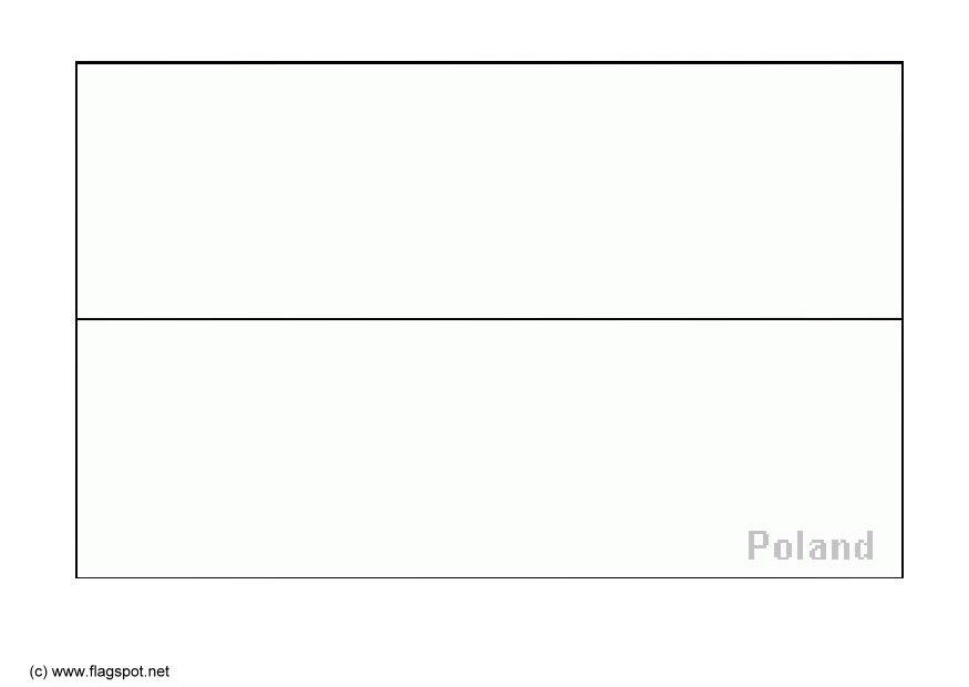 Malvorlage Polen Ausmalbild 6159