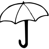 Malvorlage Regenschirm   Kostenlose Ausmalbilder Zum ...