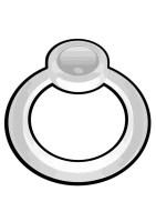 Malvorlage Ring   Kostenlose Ausmalbilder Zum Ausdrucken ...