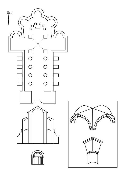 Malvorlage Römische Kirche Ausmalbild 10693