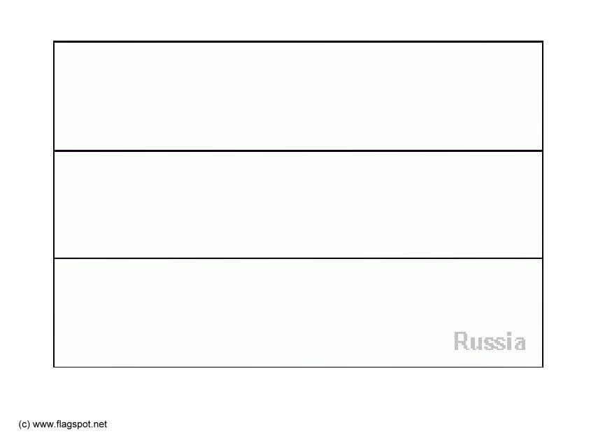 Malvorlage Rusland - Kostenlose Ausmalbilder Zum