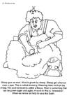 Malvorlage Schaf - Kostenlose Ausmalbilder Zum Ausdrucken