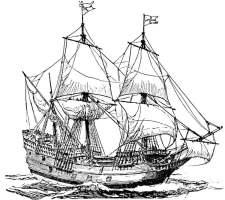 Malvorlage Schiff   Kostenlose Ausmalbilder Zum Ausdrucken ...
