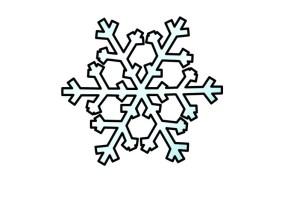 Malvorlage Schnee   Kostenlose Ausmalbilder Zum Ausdrucken ...
