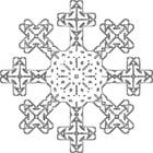 Malvorlage Schnee - Kostenlose Ausmalbilder Zum Ausdrucken