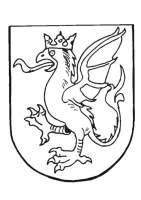 Malvorlage Wappen   Ausmalbild 20663.