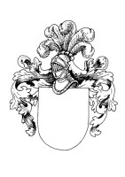 Malvorlage Wappen   Ausmalbild 9080.
