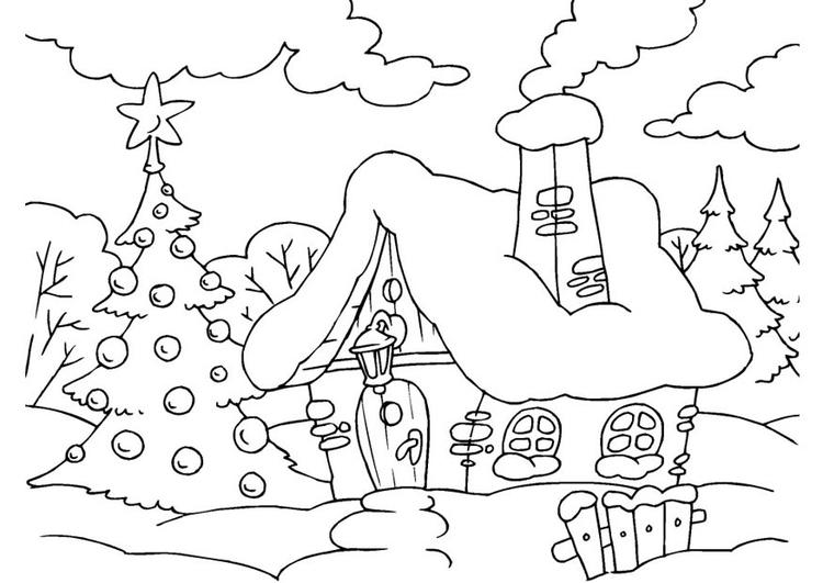 Malvorlage Weihnachten - Kostenlose Ausmalbilder Zum