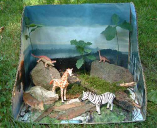 Basteln Mit Kindern Kostenlose Bastelvorlage Tiere Wildpark