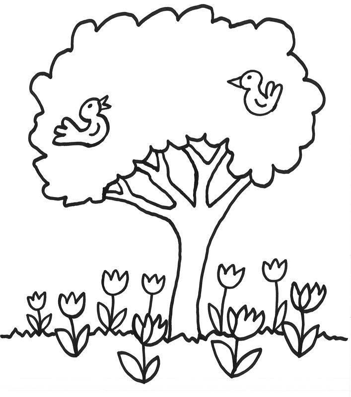 Malvorlage Blätter Kostenlos