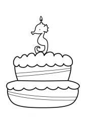 Kostenlose Malvorlage Geburtstag Kostenlose Malvorlage