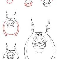 Monster Malen Lernen   Ausmalbilder