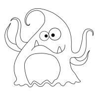 Monster Malvorlagen Kostenlos Ausdrucken   Coloring and ...