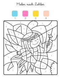 ausmalbilder zum ausdrucken malen nach zahlen | malen nach zahlen vorlagen kostenlos ausdrucken beau