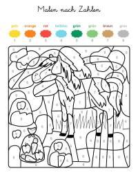 ausmalbilder zum ausdrucken malen nach zahlen   malen nach zahlen vorlagen kostenlos ausdrucken beau