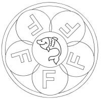 Kostenlose Malvorlage Mandalas: Mandala Buchstabe F zum ...
