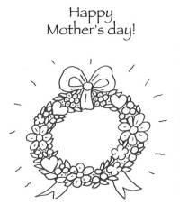 Kostenlose Malvorlage Muttertag: Muttertagsgru ...