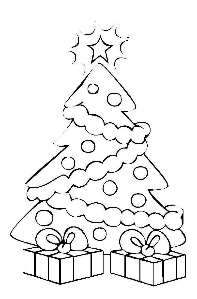 weihnachtsbaum malen | weihnachtsbaum malen ausmalbild