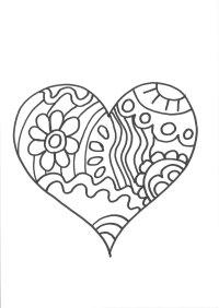 Malvorlagen Herzen Blumen Malvorlagen Herzen Elegant