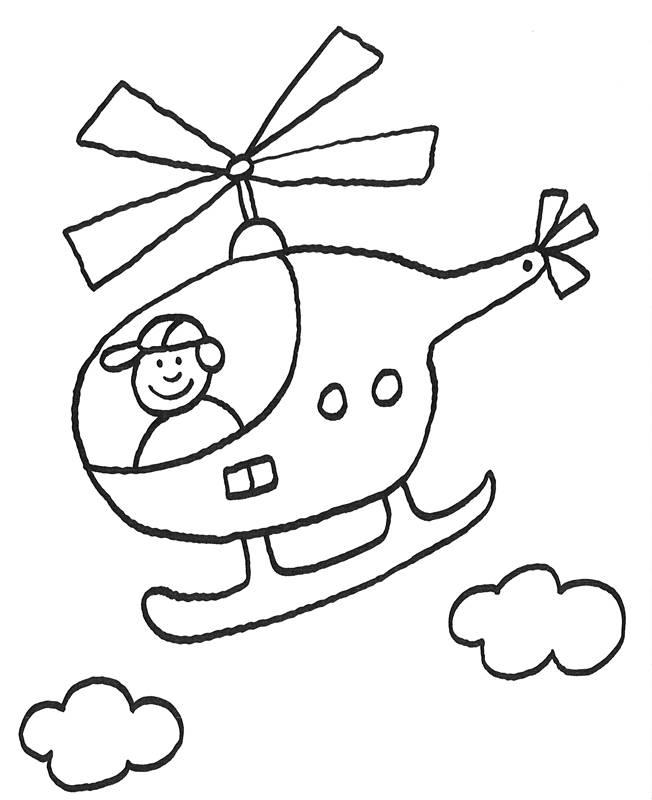 34 Hubschrauber Zum Ausmalen - Besten Bilder von ausmalbilder