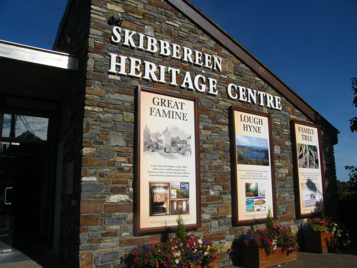 Image result for skibbereen famine museum