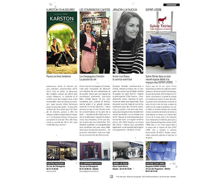 portfolio à Caen et Vire - article Karston Chaussures