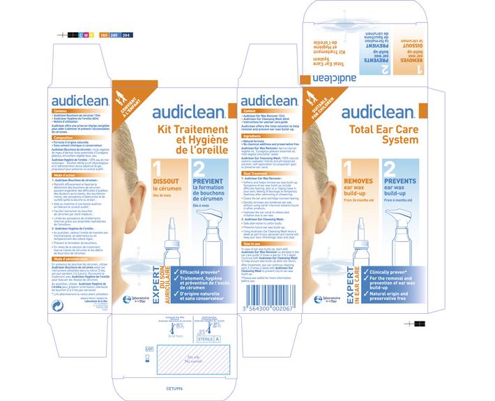 agence de communication à rennes, impression sur packaging Audiclean