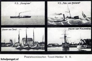 Ada van Holland (1909) – Alkmaar Packet