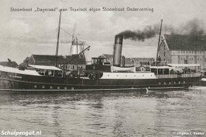 Dageraad (1908) – Haven van Oudeschild
