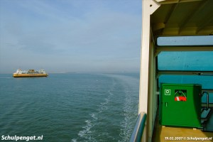 Veerboot Texel – Passage Dokter Wagemaker en Molengat