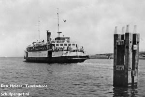Koningin Wilhelmina – Den Helder Texelse boot