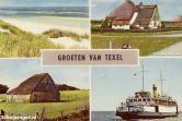 Ansichtkaart, uitgave Van Leers
