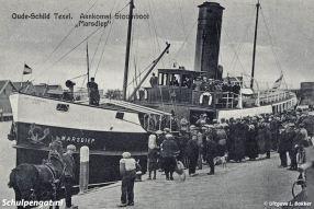 Ansichtkaart, uitgave L. Bakker
