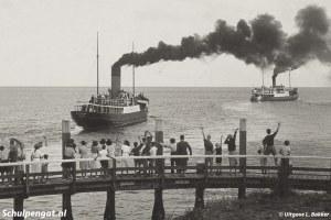 Marsdiep (1926) – Met de Dokter Wagemaker bij Oudeschild