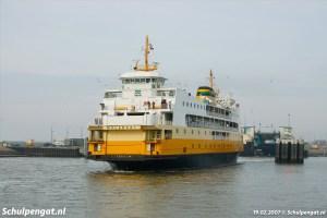 De Molengat in de fuik Texel