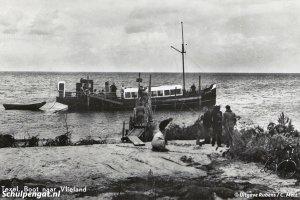 Zeemeeuw – Boot Texel-Vlieland