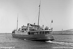 Dokter Wagemaker (1934) – Afvaart Den Helder