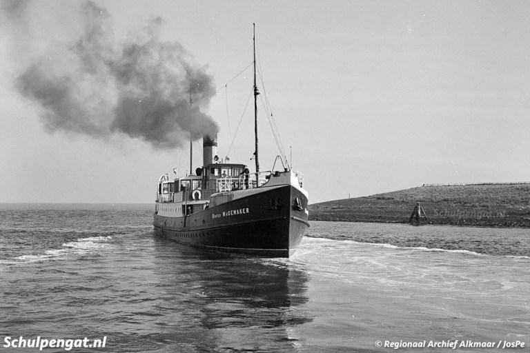 Dokter Wagemaker (1934) – Afvaart TESO-stoomboot