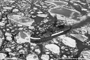 Marsdiep (1926) – In het ijs in 1929