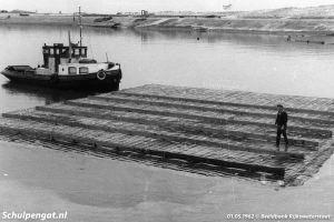 Aanleg oevers veerhaven Texel