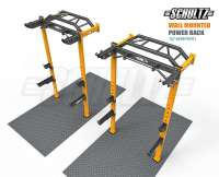 Gym equipment manufacturer in india - SCHULTZ - Power rack