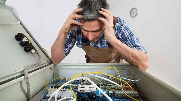 Електрически проблеми в дома и офиса