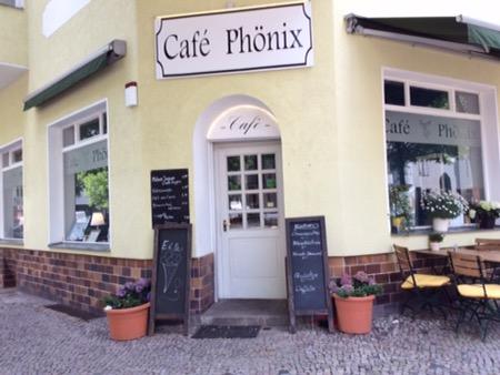 Café Phönix in Charlottenburg