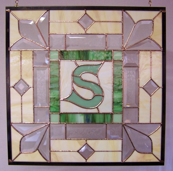 Custom Stained Glass Work