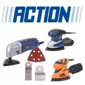 Schuurmachine Action