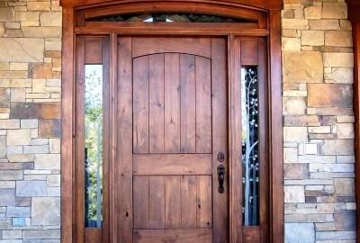 Hard hout voor deuren